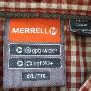 Merrell Shirts - Merrell short sleeve shirt 😎